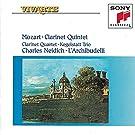 Clarinet & String Quintets