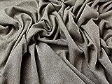 Wolle, Seide, Viskose & Poly Blend Tweed passend Dress
