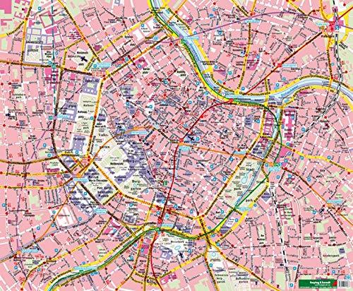 Wien, Stadtplan, 1:6.250, Poster (freytag & berndt Stadtpläne)
