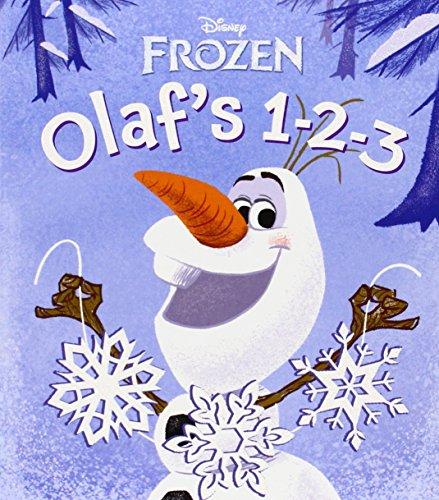 Frozen: Olaf's 1-2-3 (Disney Frozen)