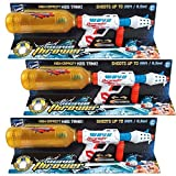 3 Lanard Super Bottle Wasserpistole Wassergewehr für PET Flaschen 8,5M 750ml