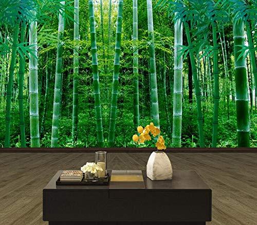 3d dreidimensionale natur wald landschaft tapete TV hintergrundbild schlafzimmer wohnzimmer video wand nahtlose wandbild 120 cm * 100 cm