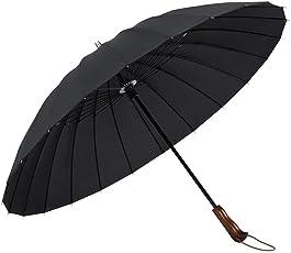 Care 4 Automatic Travel Umbrella with Wind Vent Colour - Black