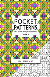 Pocket Patterns: Volume 1 (Lori's Pocket Pattern Coloring Books for Adults)