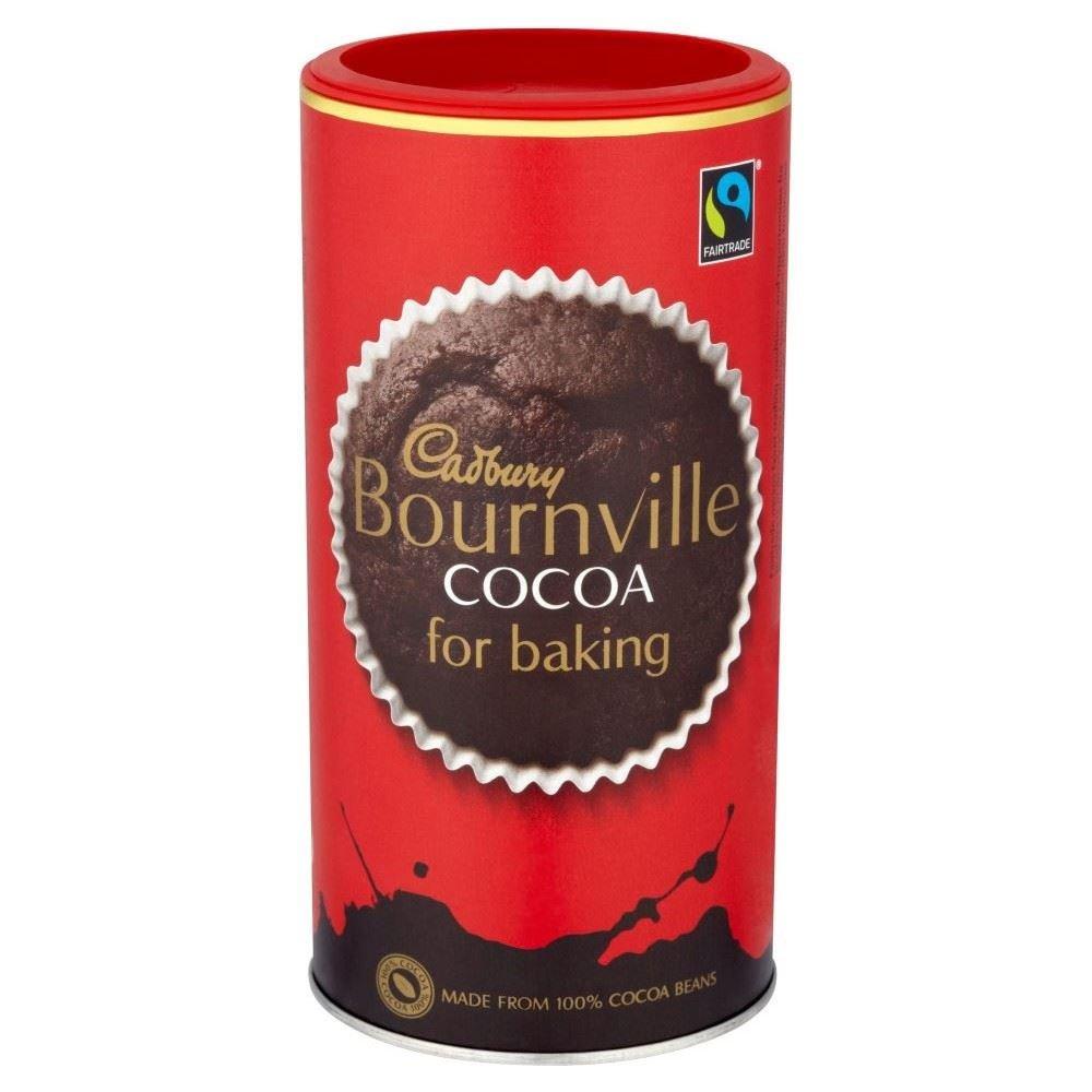 Cadbury Bournville Cottura Cacao Fairtrade (250g) (Confezione da 2)