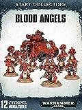 Start Collecting! Blood Angels Warhammer 40,000 by Warhammer