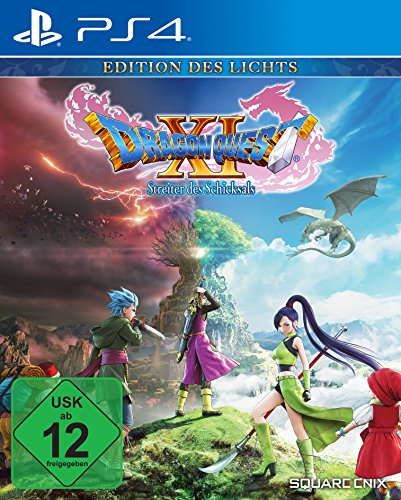 Dragon Quest XI: Streiter des Schicksals Edition des Lichts (PS4) (Dragon Dogma Dark Arisen)