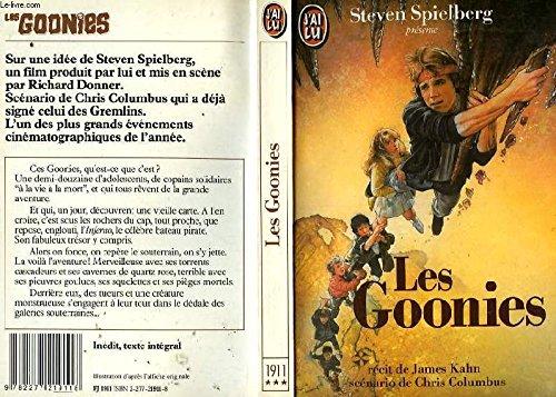 Les goonies par Kahn/Spielberg