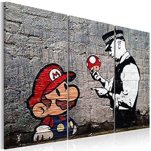 Murando   Cuadro 120x80 cm   Banksy   Cuadro su lienzo
