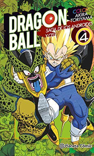 Dragon Ball color cell 4-6 por Akira Toriyama