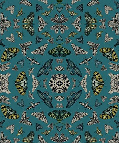 Arthouse 692309 Tapete Kollektion Fantasia, Glitter Bug Teal, 10.05 x 0.53 M