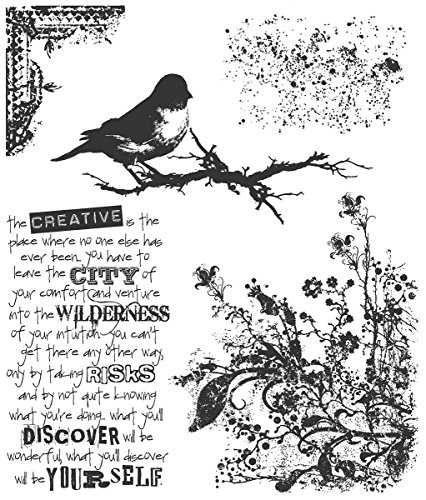 tim-holtz-cling-rubber-stamp-set-7x85-urban-tapestry