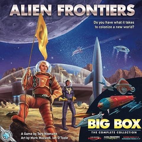 Alien Frontiers Big Box - English