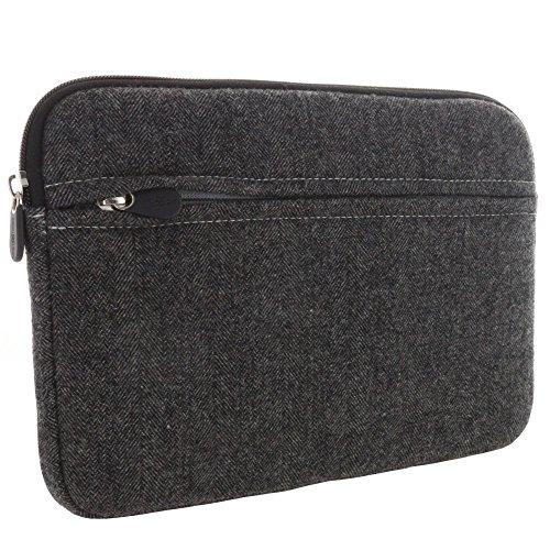 XiRRiX Hülle Sleeve Tasche für Tablet mit Tastatur - bis Grösse 11,6Zoll (29,5cm) für z.B. Lenovo Miix 510 Ideapad Yoga 300 etc.