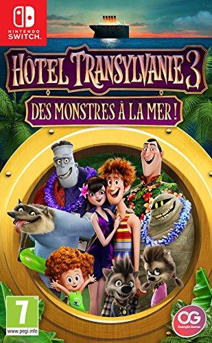 Hotel Transylvanie 3 Des Monstres à la Mer Switch