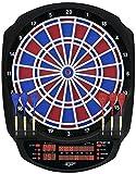Carromco Unisex- Erwachsene STRIKER-401 Elektronik Dartboard, 41,7 x 52 x 3,2 cm