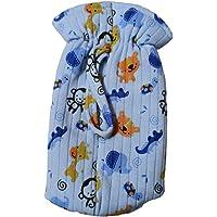 Generic We Love Kidz Feeding Bottle Cover Blue Color