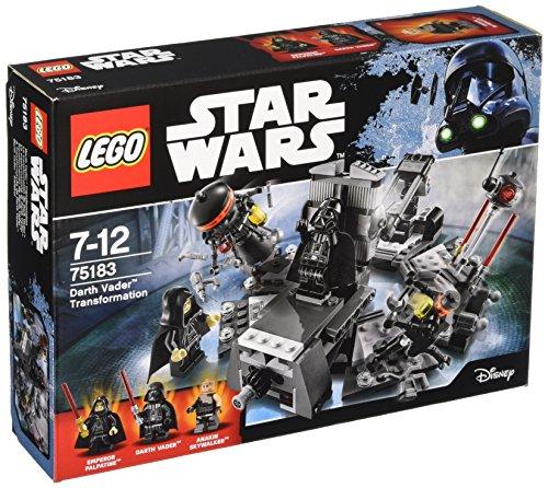 LEGO Star Wars 75183 - Darth Vader (Star Darth Wars Vader)
