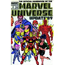 Essential Official Handbook of the Marvel Universe - Update 89 Volume 1