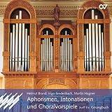 Aphorismen, Intonationen und Choralvorspiele zum Evangelisches Gesangbuch