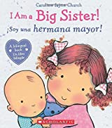 I Am a Big Sister! (Spanish Edition) by Caroline Jayne Church (2015-08-25)