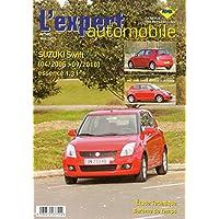 Revue technique SUZUKI SWIFT Essence 1.3i de 04/2005 à 09/2010 LEA505 – Mai 2011