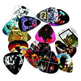 Hard Rock Classic Albums 15 X Guitar Picks - Best Reviews Guide