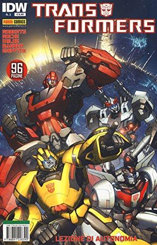Lezione di autonomia. Transformers: 2