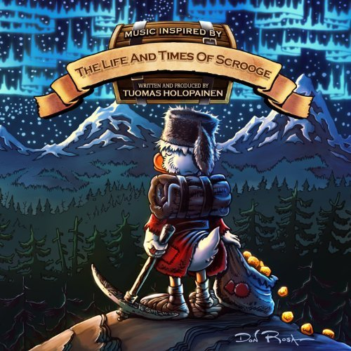 The Life and Times of Scrooge by Tuomas Holopainen (2014-04-15)