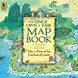 Best Books For 7 Year Old Girls - The Once Upon a Time Map Book Review