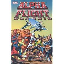 Alpha Flight Classic - Volume 1