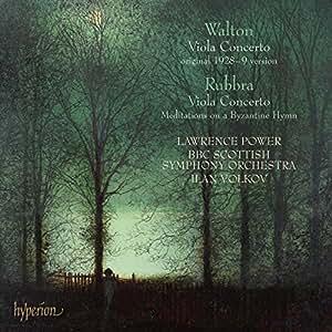 Walton / Rubbra: Bratschenkonzerte