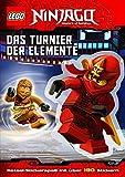 LEGO NINJAGOTM Das Turnier der Elemente: mit Stickerbögen