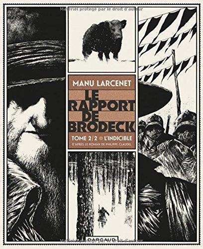 Le rapport de Brodeck (2) : L'indicible