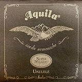 Aquila 100U - Juego de cuerdas para ukelele soprano en Sol, Do, Mi, La