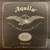 Aquila 100U Sopran-Ukulele-Satz, Standard-Stimmung, Super Nylgut, Key of C, GCEA