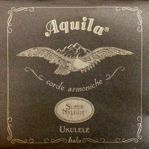 Aquila 100U Sopran-Ukulele-Satz, Standard-Stimmung, Super Nylgut, Key