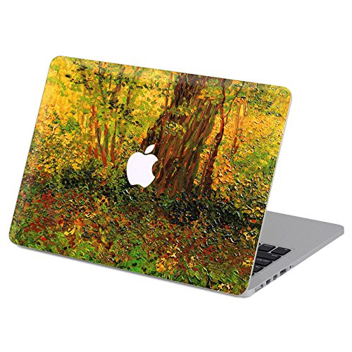 Kollektion Hochwertige Hartschale Ultra Dünn Snap Case Schutzhülle Für MacBook Pro 15 Zoll mit CD/DVD Laufwerk (Modell: 1286) (Baum 2) ()