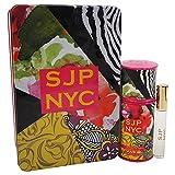 Sarah Jessica Parker Sjp NYC Eau de parfum Vaporisateur Roller Ball et dans une boîte métallique, 100ml/10ml