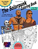 The Solarpunk Coloring Book