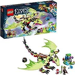 LEGO Elves 41183 - Il Drago Malvagio del Re Goblin