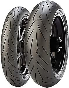 Reifen Pirelli Diablo Rot 3 180 55 Zr17 M C 73w Tl Für Motorrad Auto