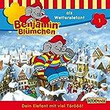 Benjamin als Wetterelefant: Benjamin Blümchen 1