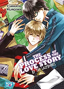 The process of the love story by the labyzones Edition simple One-shot