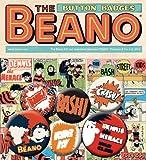 GB eye the Beano Dennis the Menace Classic Badge Pack