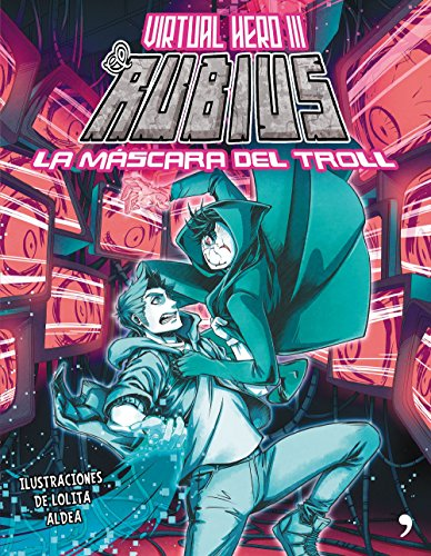 CÓMIC VIRTUAL HERO 3 LA MÁSCARA DEL TROLL