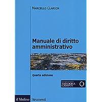 Manuale di diritto amministrativo PDF Libri