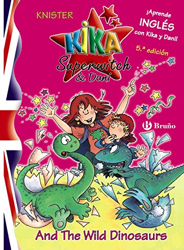 Kika Superwitch & Dani And The Wild Dinosaurs Castellano