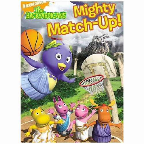 BACKYARDIGANS:MIGHTY MATCH UP - Dvd Backyardigans