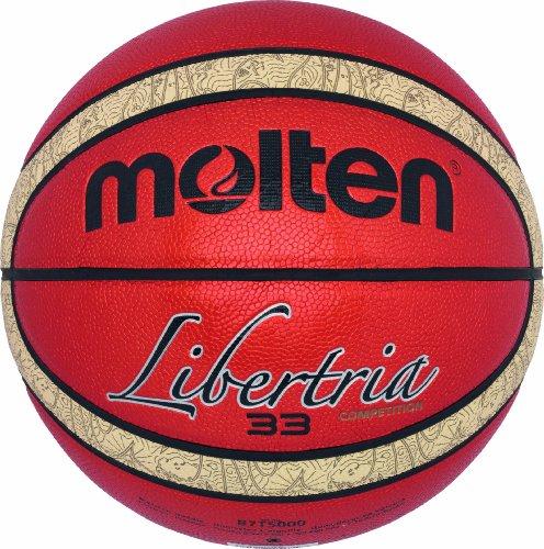 Molten Basketball B7T5000, Orange/Creme, Gr. 7